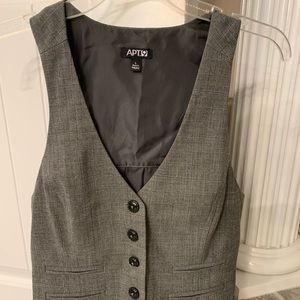 Jackets & Coats - Herringbone vest